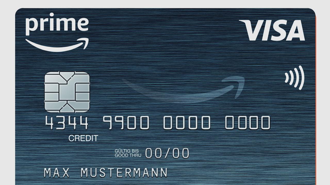 Amazon: Kostenlose Kreditkarte für Prime-Kunden