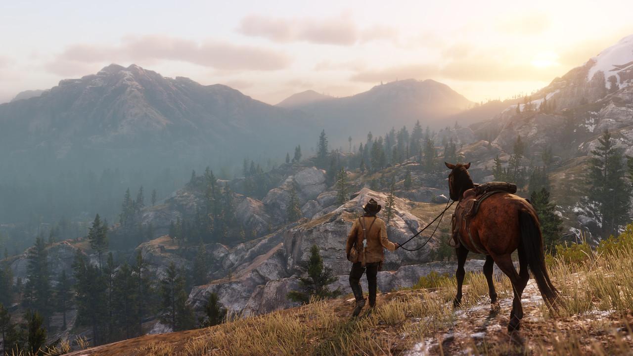 Red Dead Redemption 2: Rockstar zeigt Kampfsystem und First-Person-Ansicht