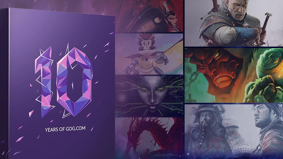 10 Jahre GOG: Spieleplattform verschenkt Spiel nach Abstimmung