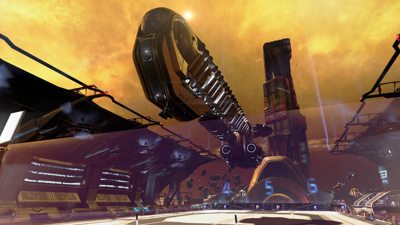 X4: Foundations: Weltraumsimulation mit Vulkan erscheint im November