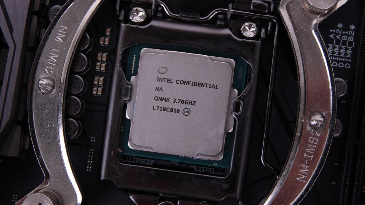 Core i9-9900K: Intels 8-Kern-CPU wird besonders verpackt