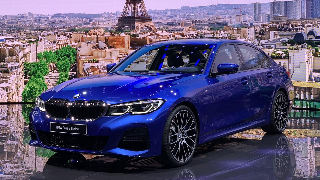 Neuer BMW 3er: Agile Limousine kommt mit eigenem Sprachassistent