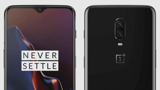 OnePlus 6T: Notch minimiert, Klinkenanschluss entfernt