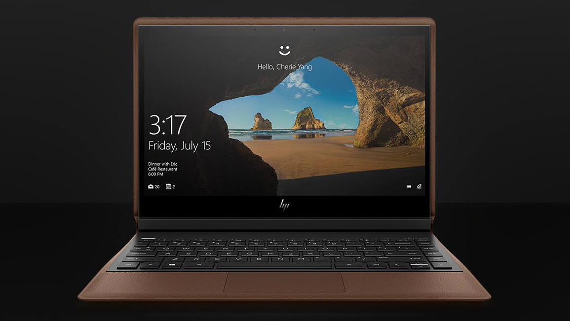 HP Spectre Folio: Der PC der Zukunft kleidet sich in Leder und bietet LTE