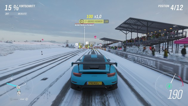 Forza Horizon 4: Erster Patch soll auch die Stabilität erhöhen