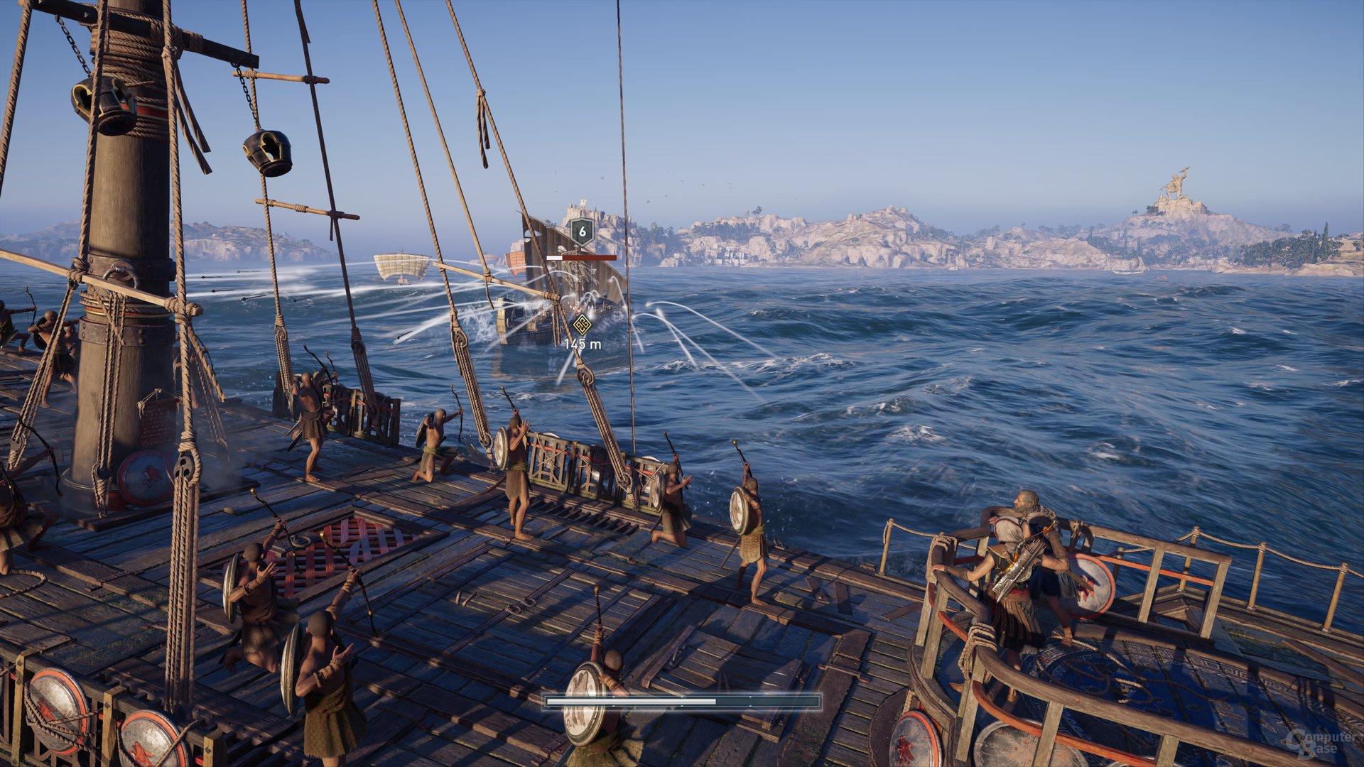 Assassin's Creed Odyssey im Technik-Test