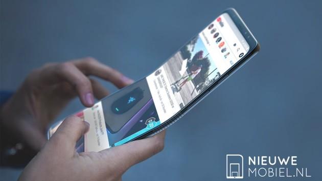Faltbares Smartphone: Erste Vorschau von Samsung im November