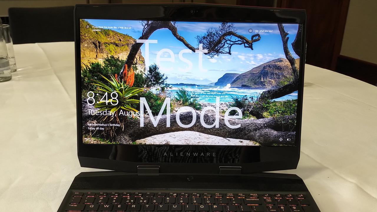 Alienware M15: Dünnes und leichtes Gaming-Notebook mit i7 und Pascal