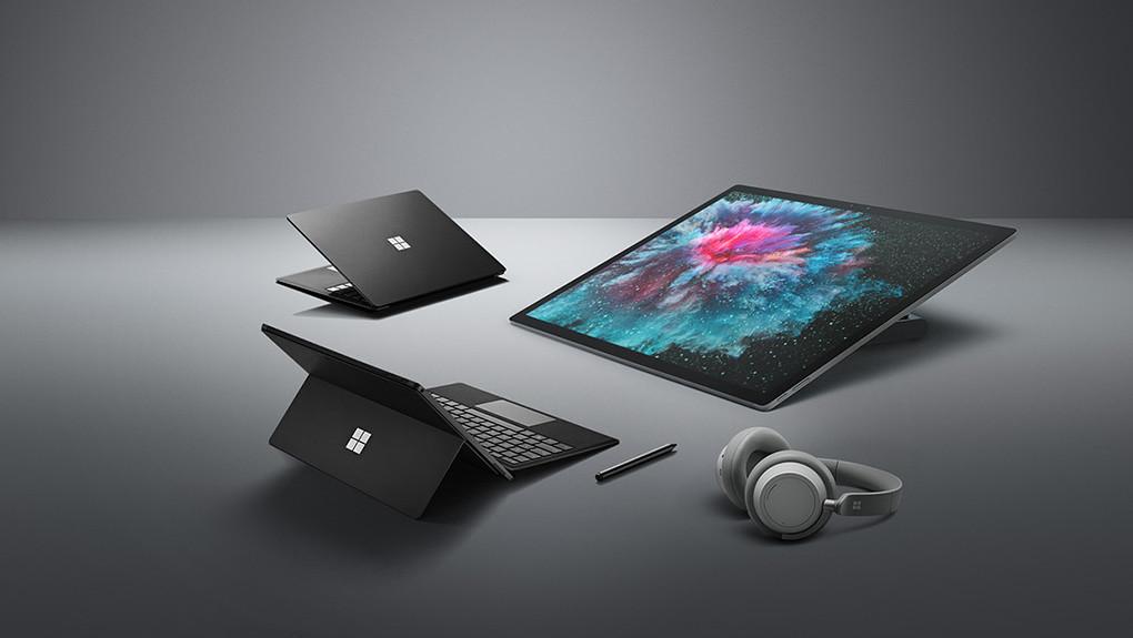 Microsoft: Surface Pro 6 und Laptop 2 verdoppeln die CPU-Kerne