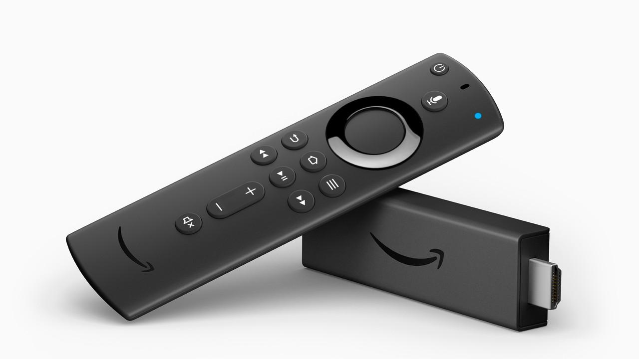 Amazon Fire TV Stick 4K: Neuer Streaming-Stick mit 4K und HDR für 60Euro