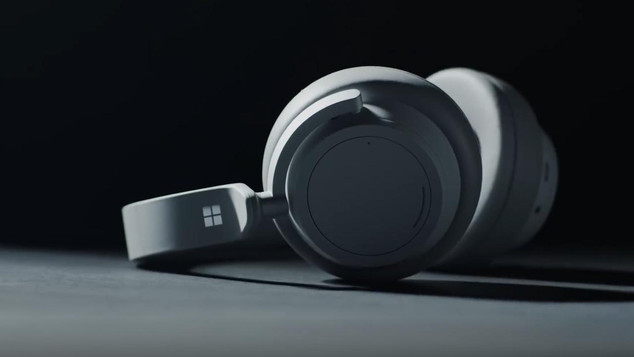 Surface Headphones: Microsoft stellt ersten eigenen Kopfhörer vor
