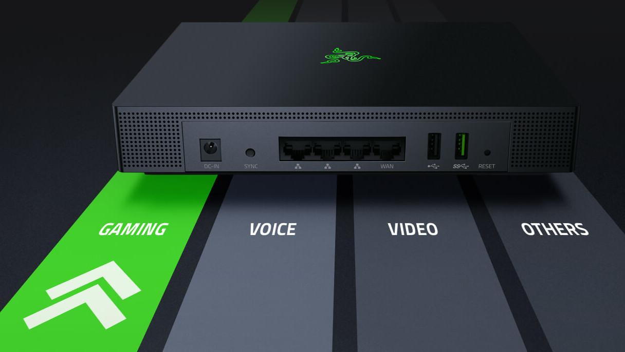 Sila: Erster Gaming-Router von Razer hat 9 Antennen