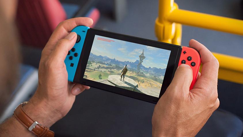 Nintendo Switch: Überarbeitete Version der Konsole soll 2019 erscheinen