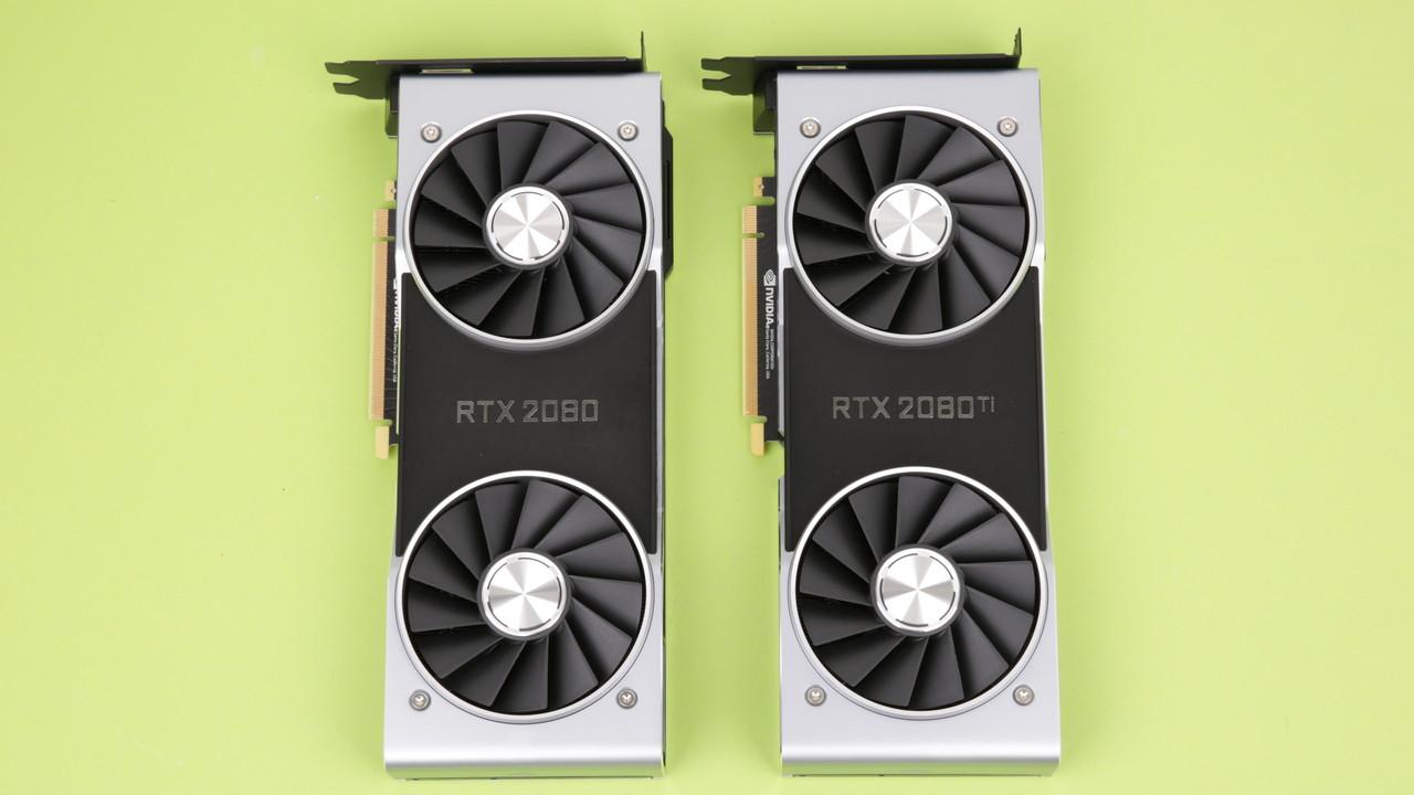 GeForce Game Ready: Version 416.16 für DXR und RTX 2080 (Ti)