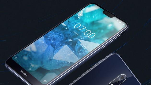 Nokia 7.1: Android One mit Oreo und HDR-Display für 339 Euro