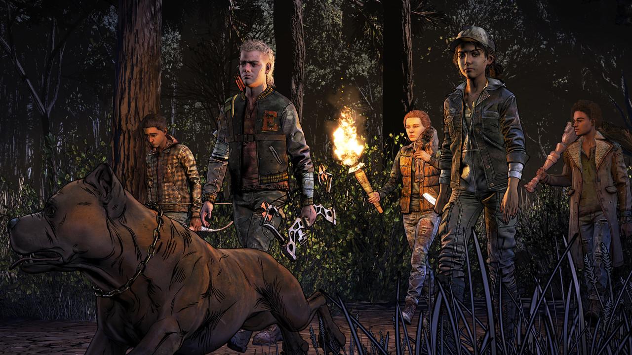 The Walking Dead: Skybound Games wird die finale Staffel beenden