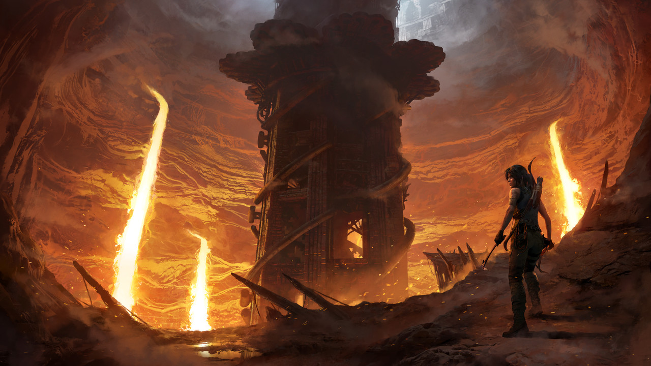 """Shadow of the Tomb Raider: Erster DLC """"Die Schmiede"""" erscheint am 13. November"""