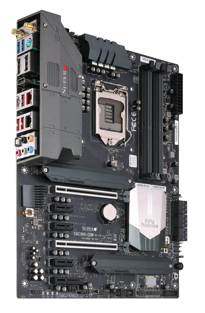 Supermicro C9Z390-CGW