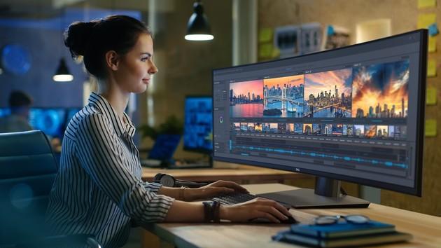 UltraSharp U4919DW: Dell überholt Philips bei 5.120 × 1.440 auf 49 Zoll