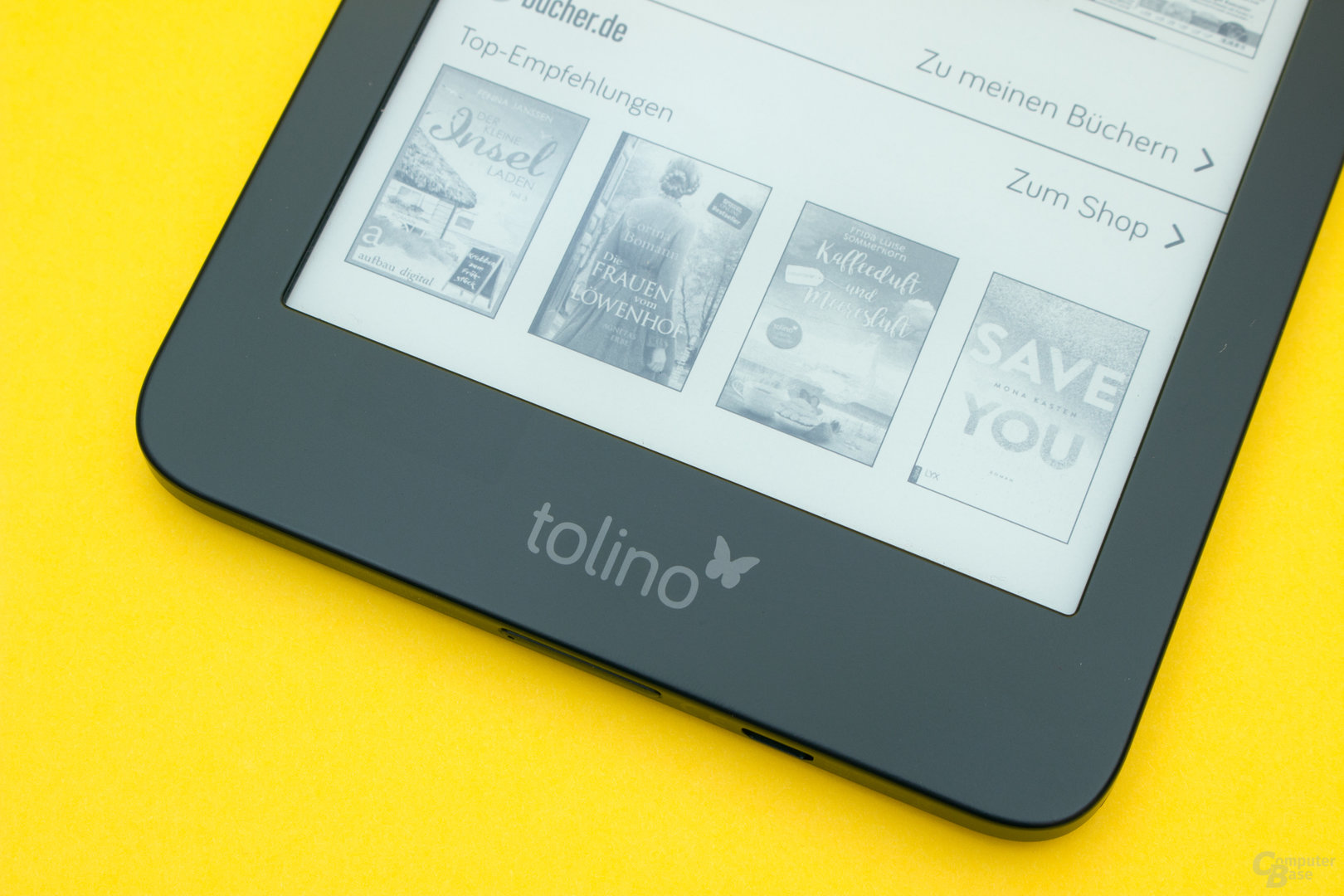 Tolino Shine 3 im Test