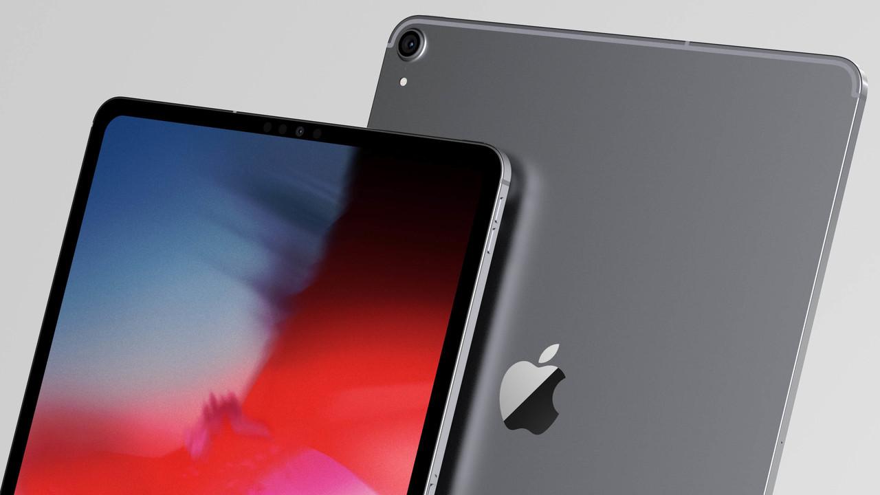 iPad Pro: Apple plant 4K HDR via USB Typ C statt Lightning-Buchse