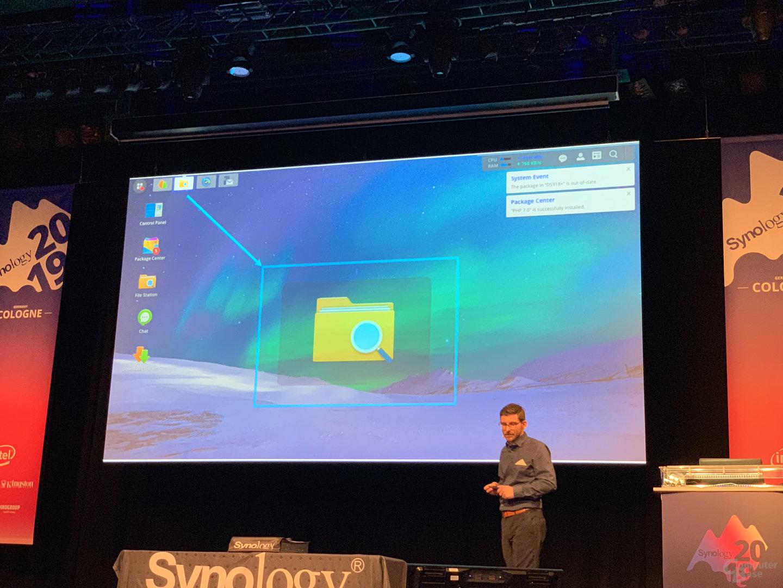 Synology DSM 7.0: Neues Design