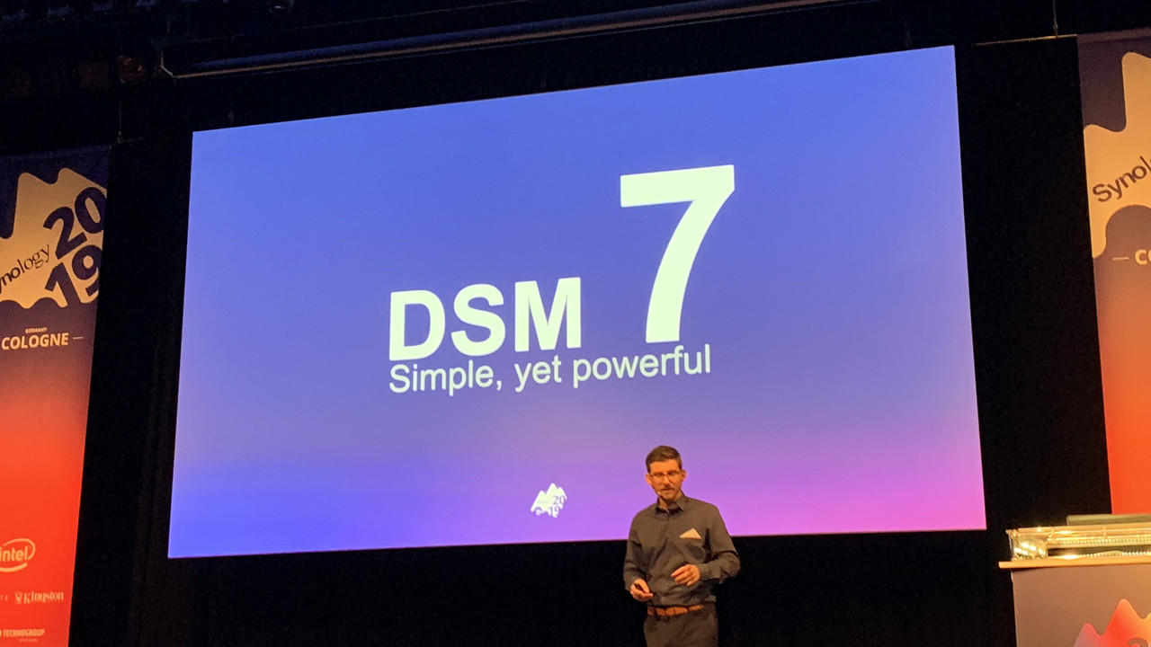 Synology: Erster Ausblick auf die Neuerungen in DSM 7 0