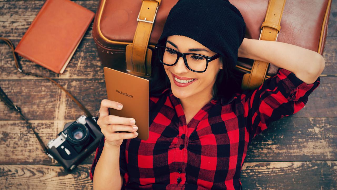 PocketBook Touch HD 3: Wasserdicht und technisch aufgewertet