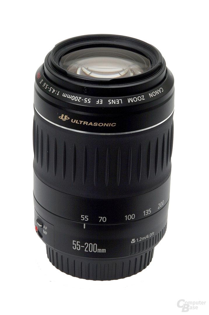 EF55-200II USM Objektiv