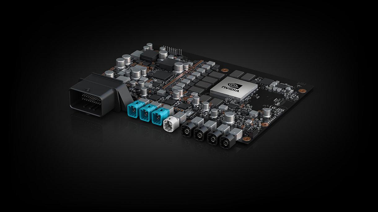 Nvidia Drive AGX Xavier für Level 2+
