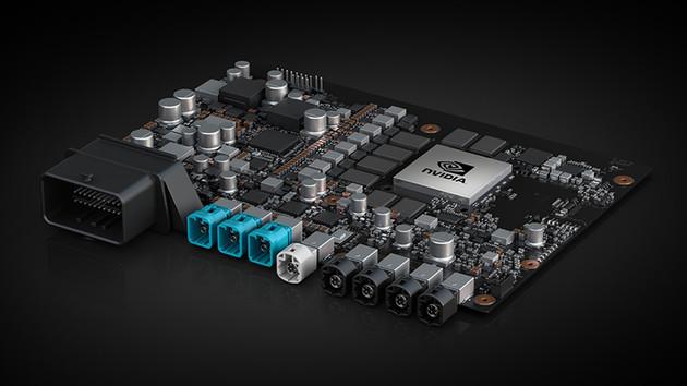 Nvidia Drive AGX: Volvo, Continental & Veoneer setzen auf Turing und Xavier
