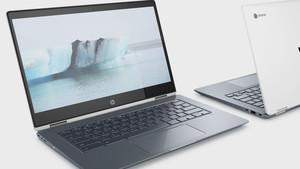 Chromebook x360 14: HPs neues Chrome-OS-Notebook nutzt Core-CPUs