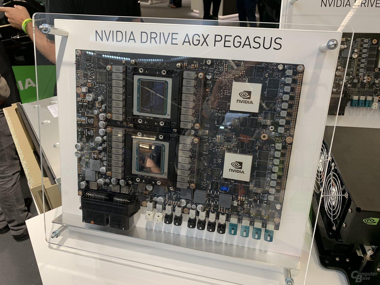 Nvidia Drive AGX Pegasus