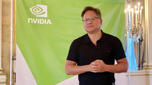 Nvidia-CEO Jensen Huang: Auto-Hardware muss schneller und günstiger werden