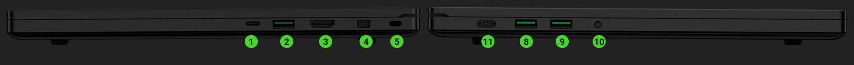 Das neue Basismodell bietet Ethernet (rechts)