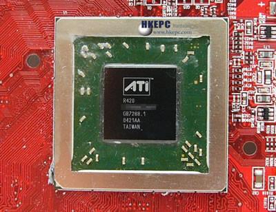 ATi Radeon X800 SE