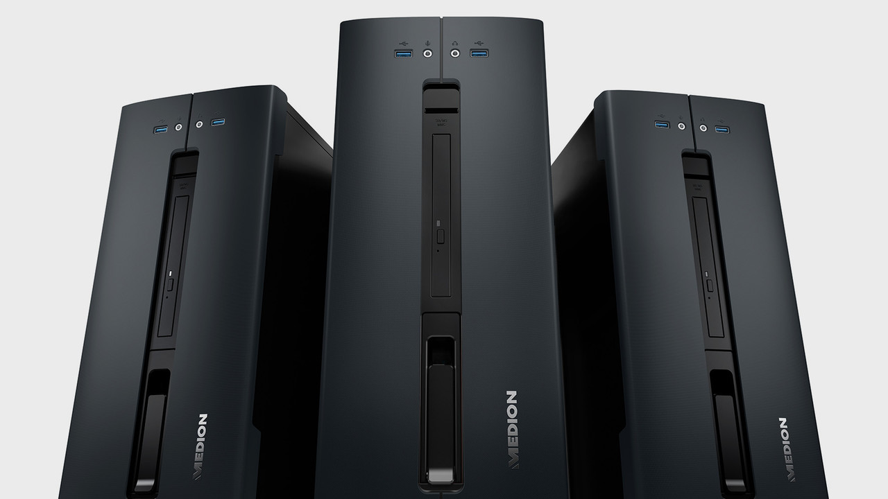 Medion P62020: Infos und Gewinnspiel zum neuen Aldi-PC [Gesponsert]