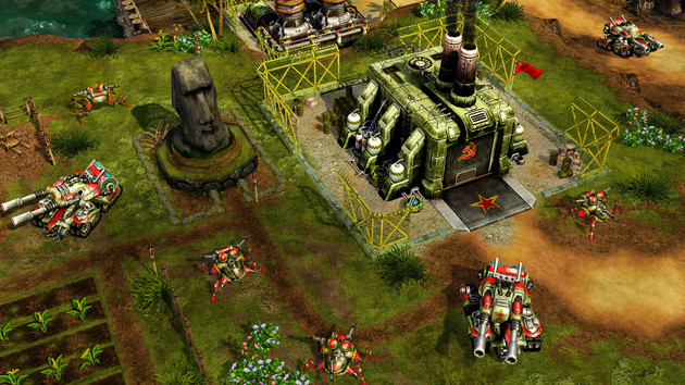 Command & Conquer: EA plant Remaster-Versionen der Klassiker