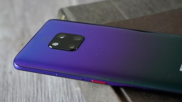 Huawei Mate 20 Pro im Test: Das Fast-rundum-sorglos-Smartphone
