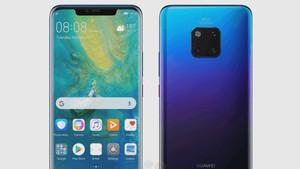 Huawei Mate 20 Pro: Mit neuer Triple Kamera und eigenen Speicherkarten