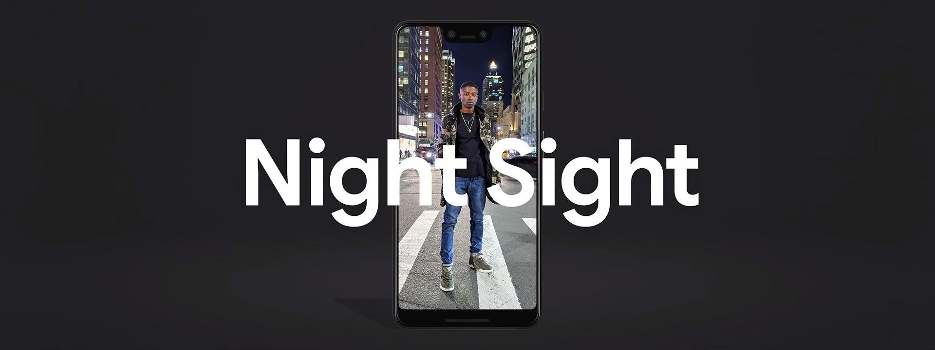 Night Sight soll im November per Update nachgeliefert werden