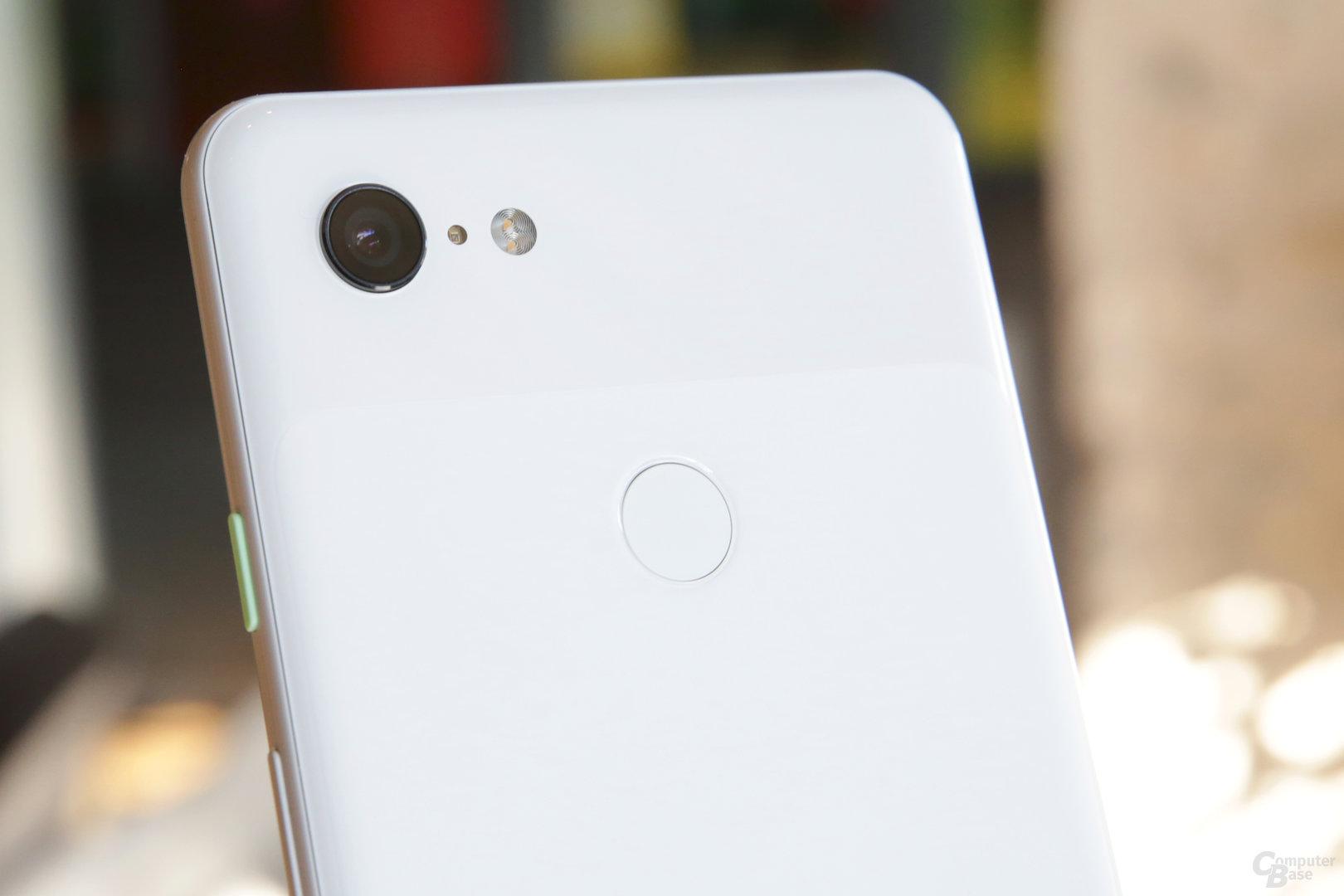 Das Pixel 3 ist eines der letzten Smartphones mit nur einer Kamera