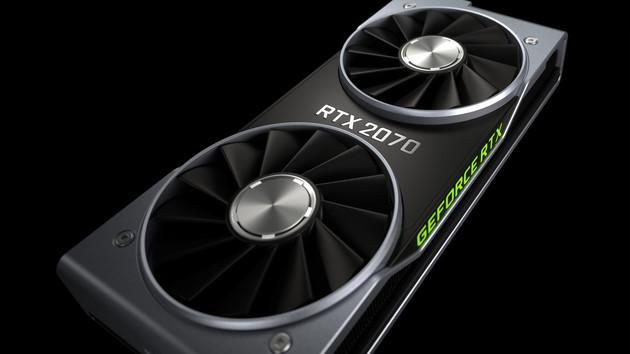 Erste Benchmarks: GeForce RTX 2070 schlägt GTX 1080 in Spielen