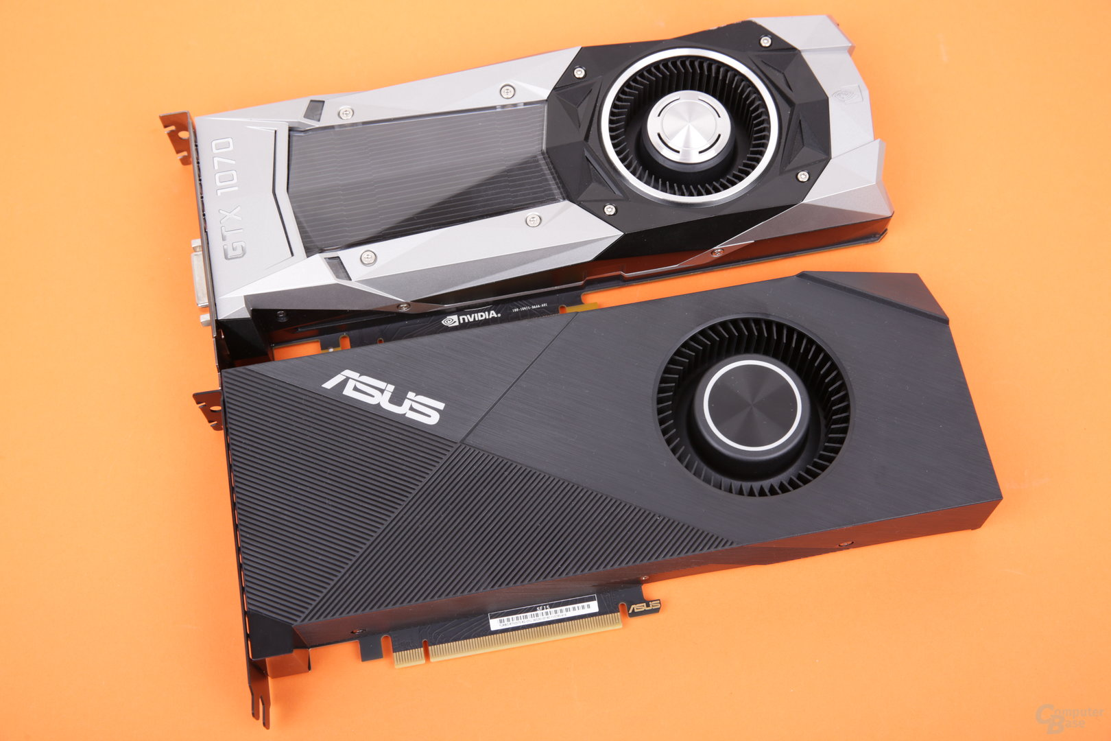 Asus GeForce RTX 2070 Turbo im Test
