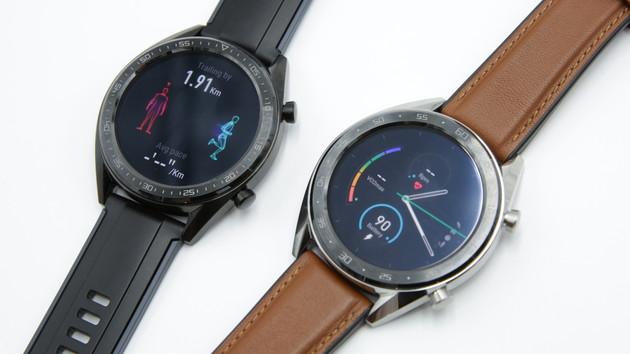Huawei-Wearables: Watch GT, Band 3e und Band 3 Pro starten im Oktober