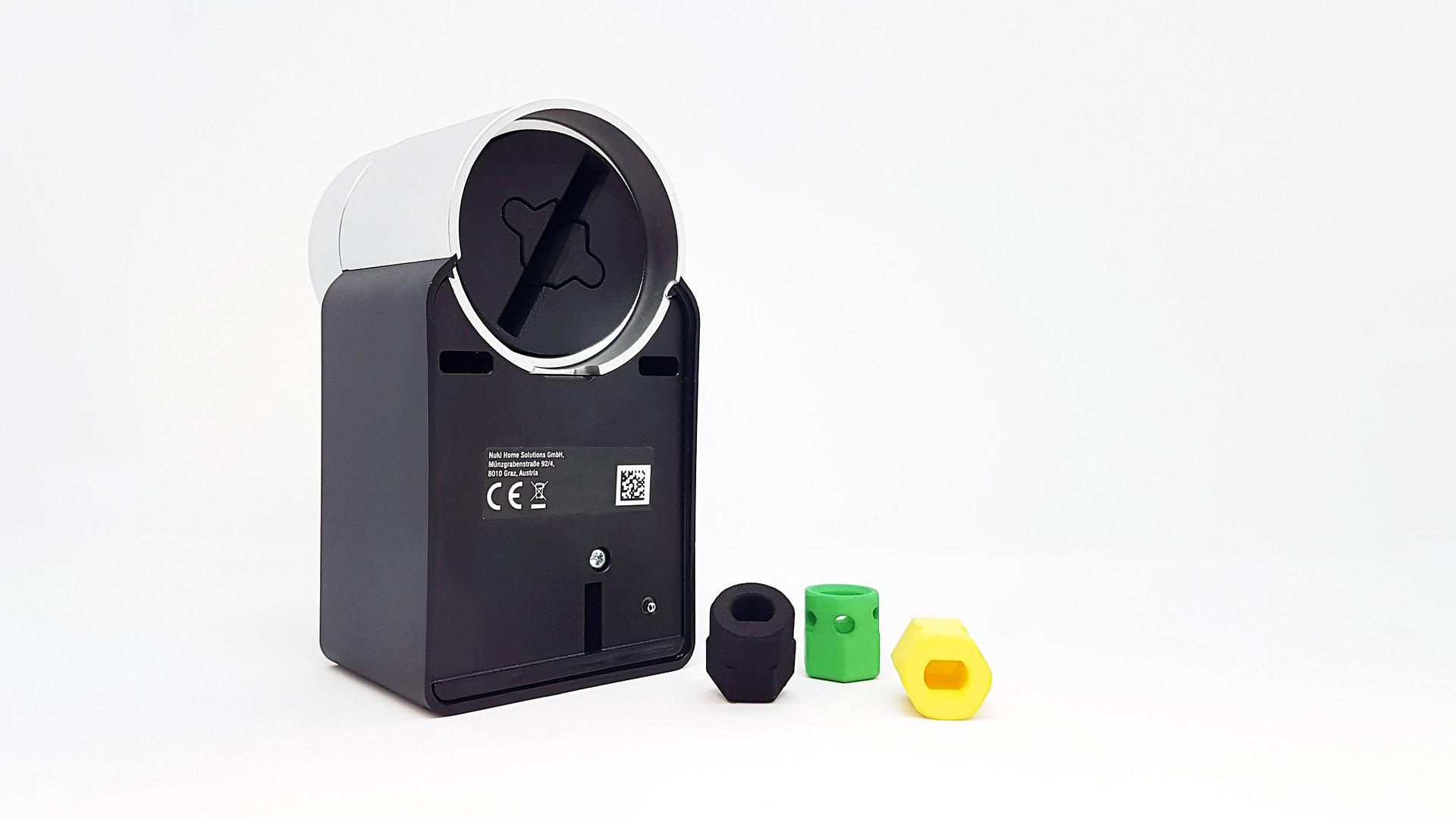 Nuki Smart Lock 2.0 mit Adapter-Set
