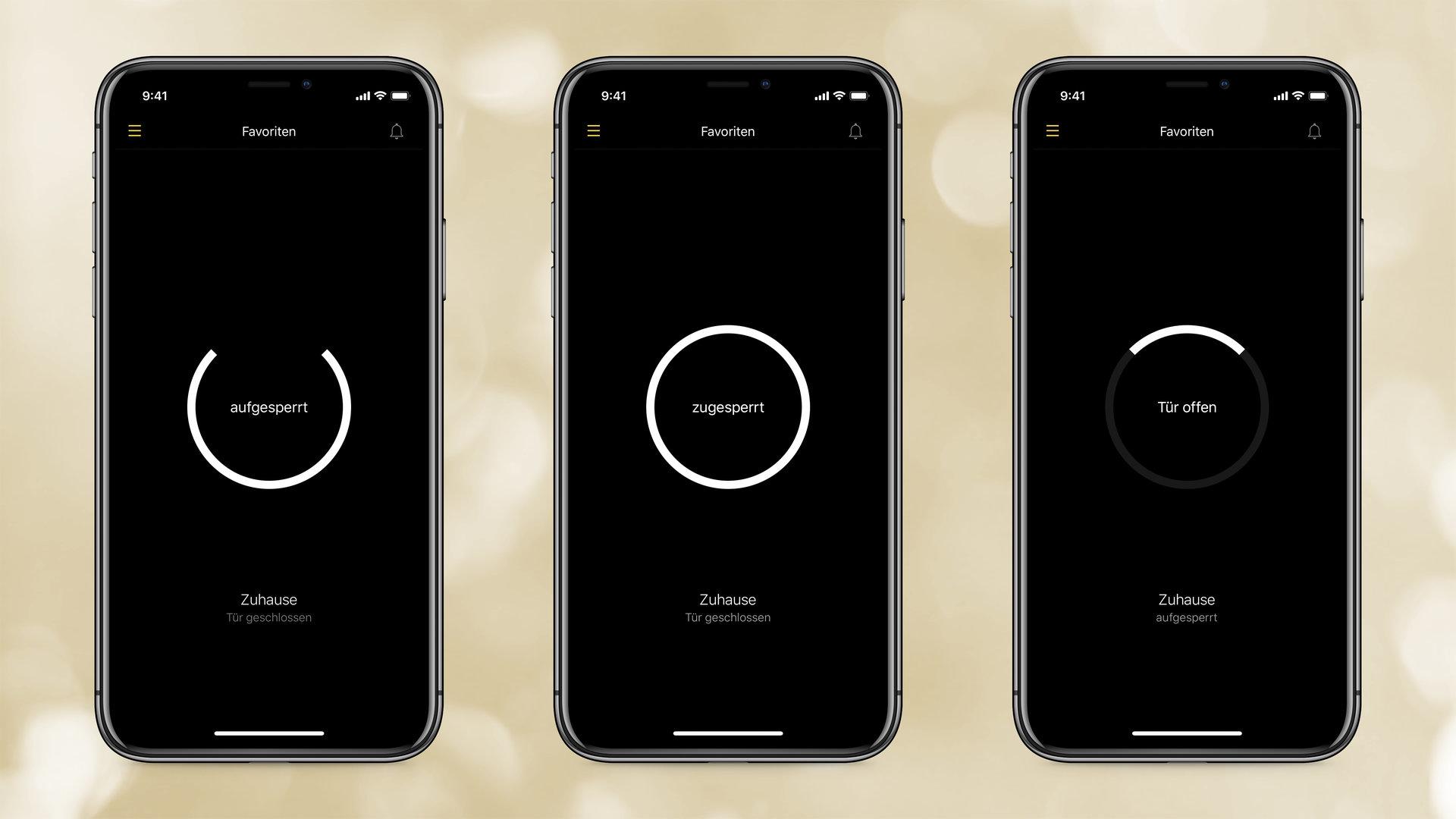 Nuki Smart Lock 2.0 – Die App