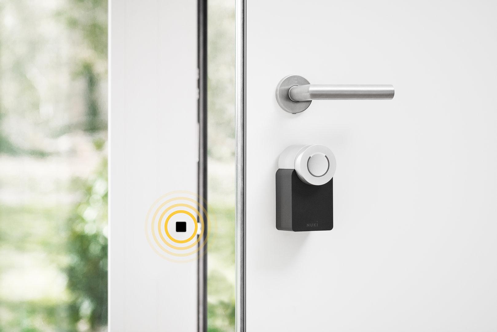 Nuki Smart Lock 2.0 mit Türsensor