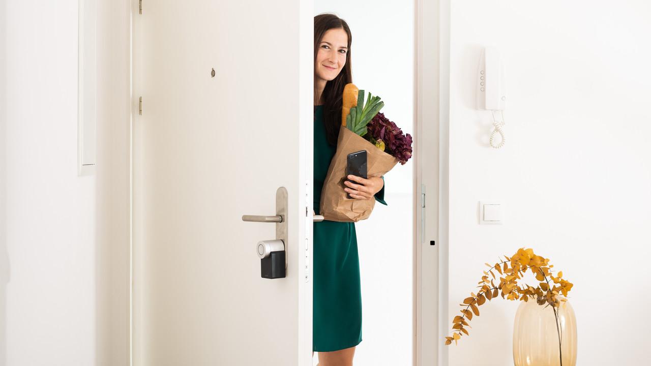 Nuki: Smartes Türschloss 2.0 mit Zigbee und Apple HomeKit