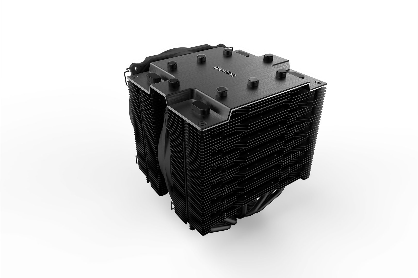 Dark Rock Pro TR4: Doppelturm-Kühler für AMD Threadripper